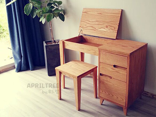 Dressing table_001 [Ash]